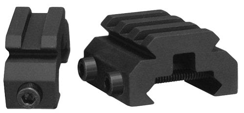 Bushmaster AR Mini Risers Black - Set of 2 - 93482