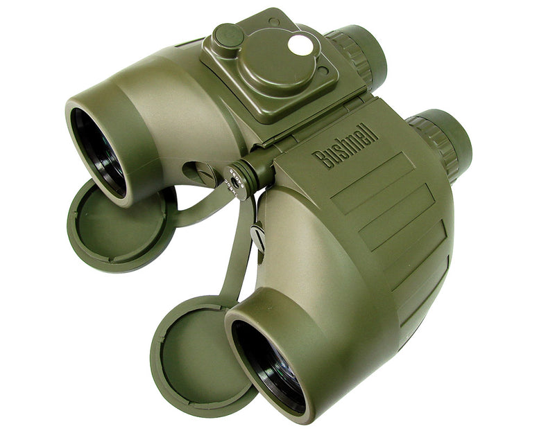 Bushnell Tactical 7 x 50 Binoculars with Compass 28-0750