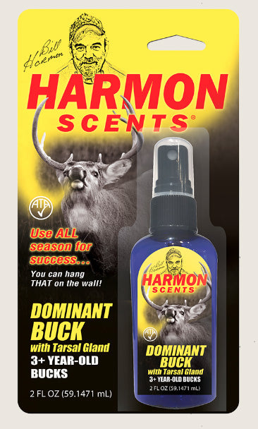 Harmon Scents Dominant Buck Deer Lure 2oz Bottle