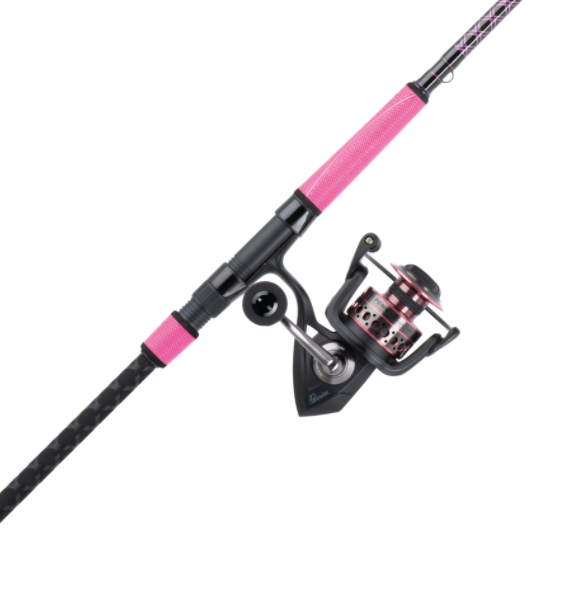 Penn Passion Rod & Spinning Reel Combo 1505265