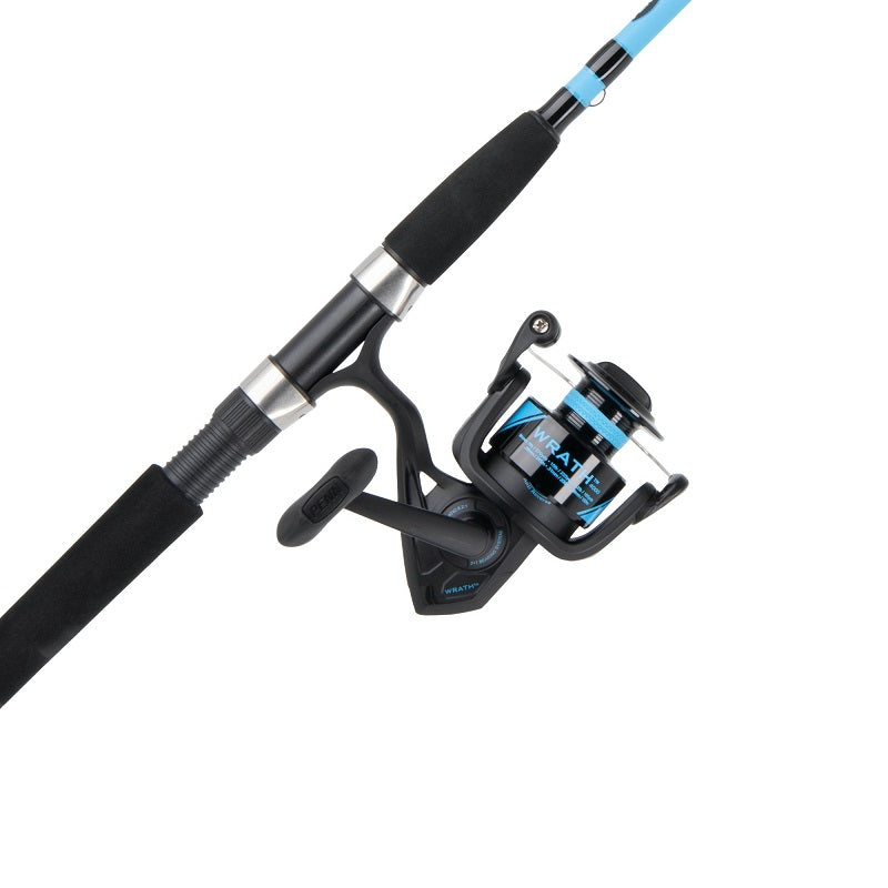 PENN Wrath 4000 Spinning Reel and Fishing Rod Combo