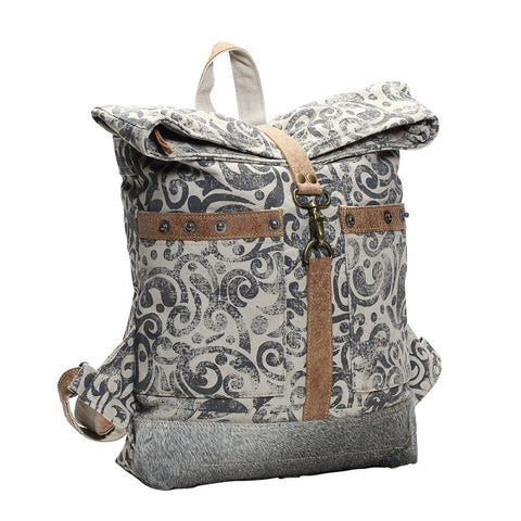 Myra Handbag Foldover Backpack