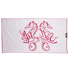 Salt Life Sea Horse Daze Beach Towel 2