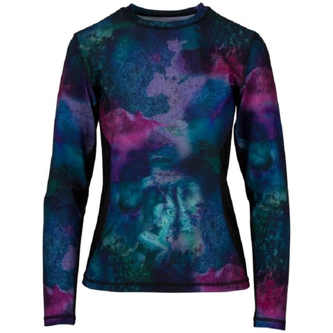 Salt Life Women's Cosmic Reef Performance Long Sleeve Tee