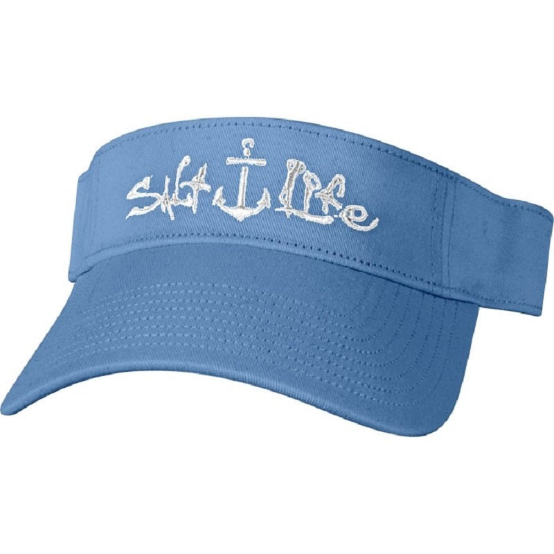 Salt Life Women's Visor Signature Anchor
