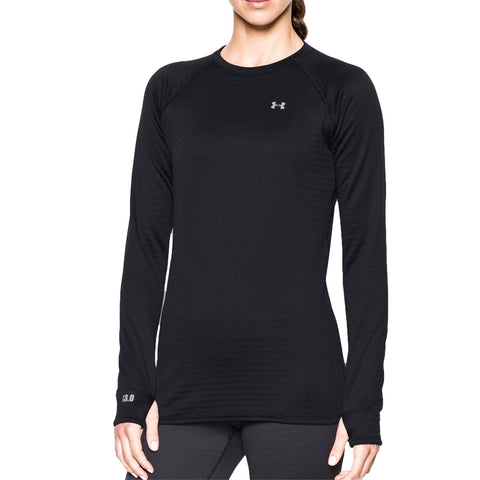 Under Armour Base 3.0 L/S Shirt - Women's