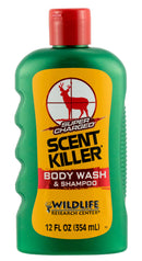 Wildlife Research Center Super Charged Scent Killer Body Wash & Shampoo 12oz