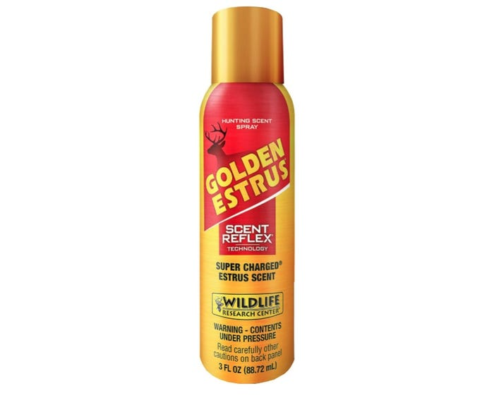 Wildlife Research Center Golden Estrus 3 oz