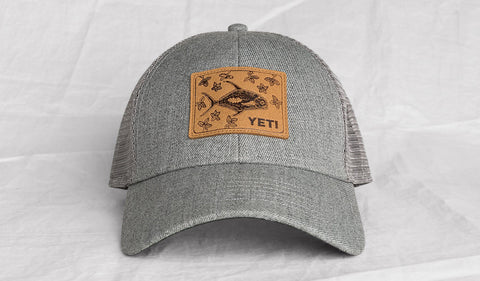 YETI Permit Patch Trucker Cap