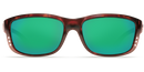 Costa Zane Tortoise Green Sunglasses