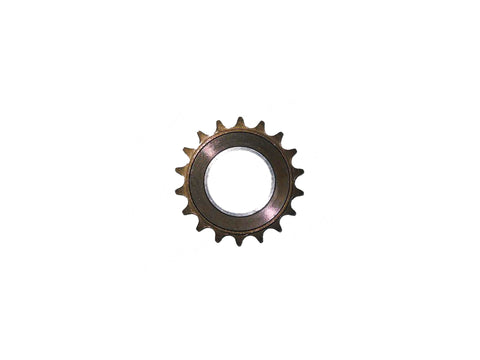 18-Tooth Sprocket For Heavy Duty Axle Kit & Aluminum Wheels Gas Motorized Bicycle