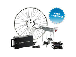 Electric Bicycles > Electric Bike Conversion Kits