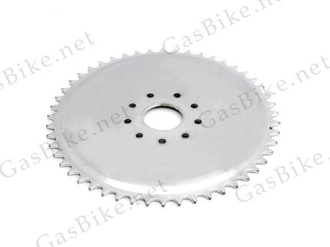 44 Tooth Chain Sprocket 80CC Gas Motorized Bicycle