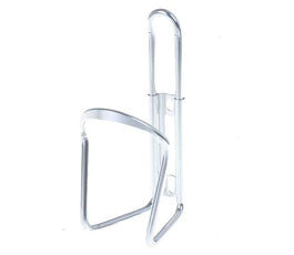 Aluminum Alloy Mount Holder for Bike Canteen, Silver (Free Shipping)