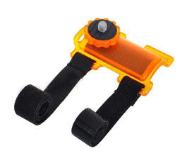 Camera Action Mount Holder For Bikes, Orange (FSLV)