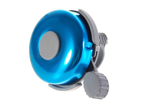Aluminum Bicycle Mounted Bell - Blue (Free Shipping)