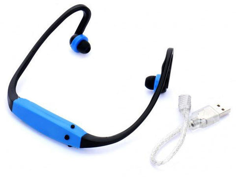 Sporty Around-Neck Earphone MP3 Player - 1GB (Free Shipping)