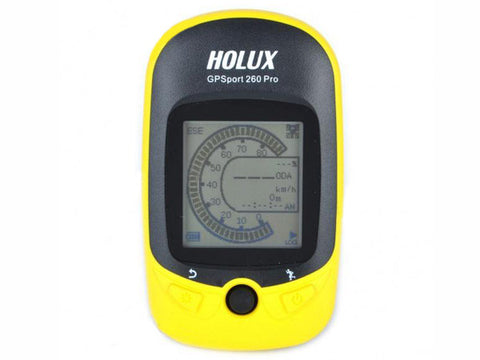 HOLUX Bike GPS with Heart Rate Monitor, Cadence and Speed Sensor