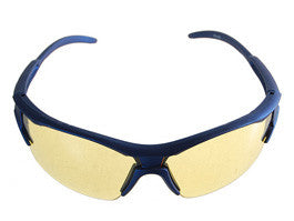 Cycling Bicycle Yellow Resin Lens Glasses