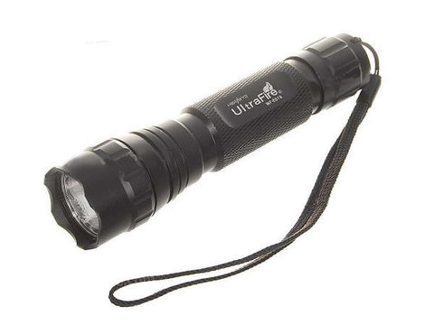 UltraFire 500-Lumen Warm White Memory LED Flashlight (FSLV)