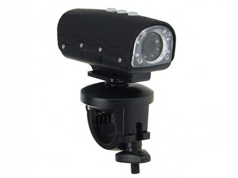 720P HD Waterproof Action Video Camera with 8-LED Night Vision (Free Shipping)