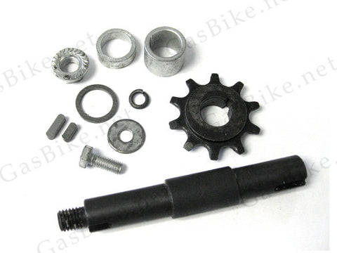 HS 10 Tooth 5-2 Conversion Kit 80CC Gas Motorized Bicycle