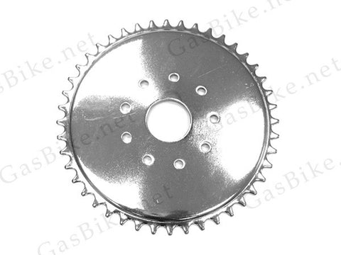 44 Tooth Chain Wheel Sprocket for Grubee SkyHawk 80CC Gas Motorized Bicycle