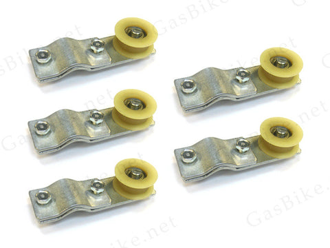 Idler Pulley Chain Tensioner (5x) Combo - Free Shipping 80CC Gas Motorized Bicyc