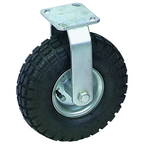 10 in. Pneumatic Heavy Duty Rigid Caster