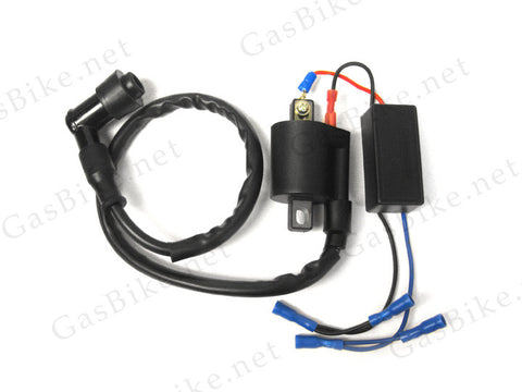 Super Charge CDI for 48cc 66cc 80cc - High Performance Gas Motorized Bicycl