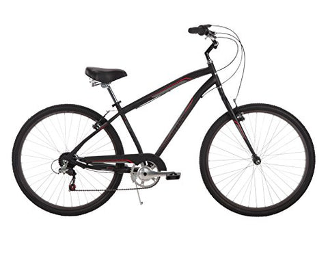 27.5'' Huffy Parkside Men's City Bike, Color May Vary