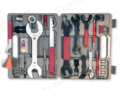 Universal Bicycle Tool Set 80CC Gas Motorized Bicycle