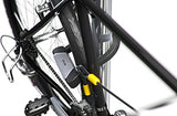 SIGTUNA U Lock - 16mm Hardened Steel Bike lock with 1800mm Woven Steel Flex Cable + Keyhole Cover