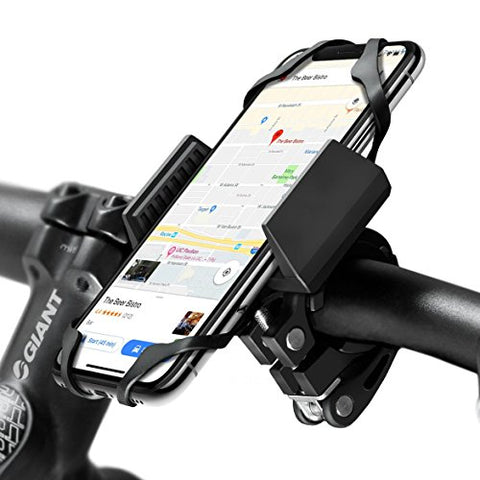 check out 61152 3f0f1 Widras New Bike Mount and Motorcycle Cell Phone Holder 2nd Generation For  iPhone X 8 7 7s 6 6s 5 5s Plus Samsung Galaxy S5 S6 S7 S8 Note or any ...