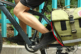 ArcEnCiel Water-Resistant Bicycle Carrier Rack Pannier Bag