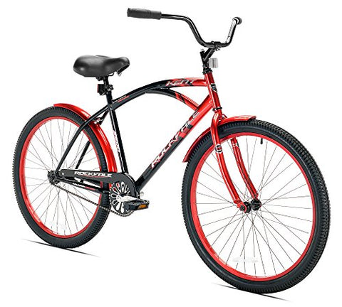 Kent Rockvale Men's Cruiser Bike , 26-Inch