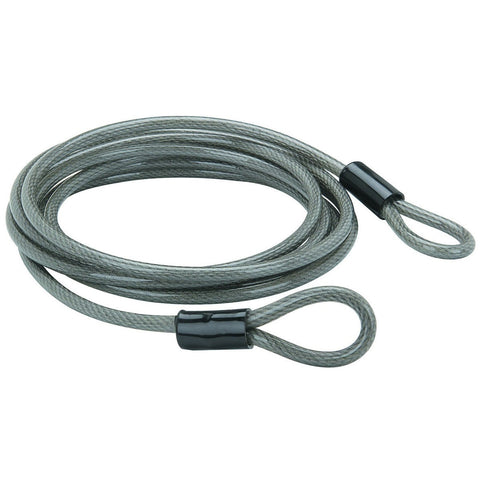 7 ft. x 3/8 in. Braided Steel Security Cable