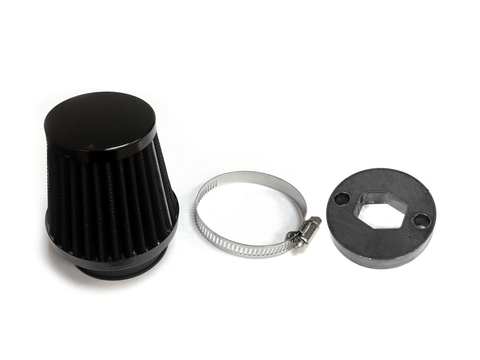 79cc Mesh Air Filter (Black)