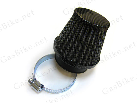 Air Filter - Carbon Fiber Style