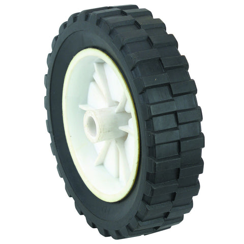 7 in. Semi-Solid Tire with Polypropylene Hub