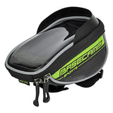 "Basecamp BC-305 Bike Touch Screen Case Bag for 5.5"" Phones - Green (FSLV)"