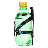 Jcsp Bike Aluminum Alloy Water Bottle Holder - Black + Blue (FSLV)