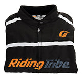 Riding Tribe JK-05 Motorcycle Warm Riding Clothes - Black