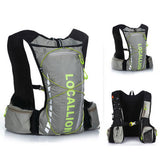 LOCAL LION Cycling Backpack - Grey (20~25L) (FSLV)