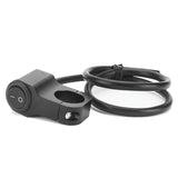 Iztoss Motorcycle Handlebar ON-OFF Switch for Headlight