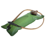 Thickened Cycling Mountaineering Folding Drinking Water Bag - Green (FSLV)
