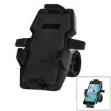 Cycling Riding 360' Rotation Motorcycle Bicycle Mount Holder for GPS / Cell Phone - Black (FSLV)
