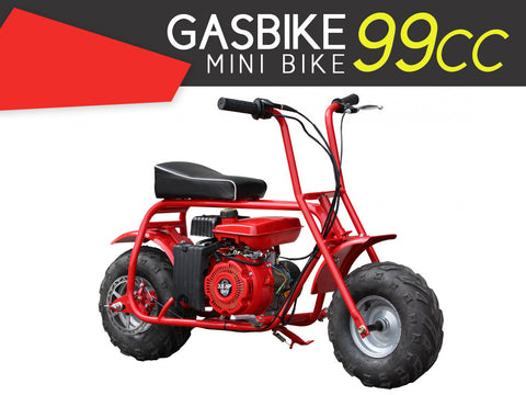 Gasbike 99cc Mini Bike