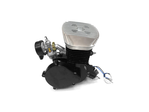 Black Stallion ENGINE ONLY 66cc/80cc with CNC Head