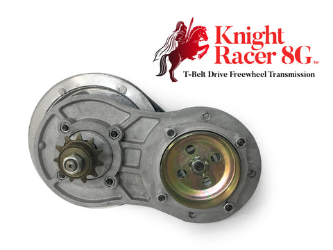 Transmission for Knight Racer 8G - Belt Drive